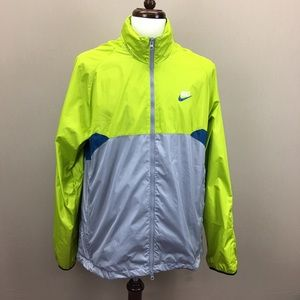 Nike Color Block Windbreaker Jacket